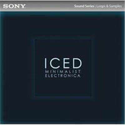 Sound Series: Loops & Samples Iced: Minimalist Electronica - complete package