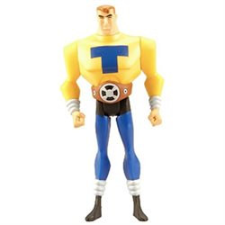 Tom Turbine Justice League Unlimited Exclusive Action Figure