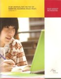 Study Manual for the Test of Essential Academic Skills, Version 5: Reading, Mathematics, Science, English and Language Usage