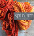 Push your spinning skills to new heights and get adventurous with textured yarn with Spin Art!Jacey Boggs helps you bring textured yarns to the next level in Spin Art