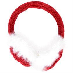 Women's Earmuffs for Winter Season, Flexible Headband