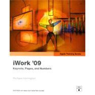 Apple Training Series Iwork 09