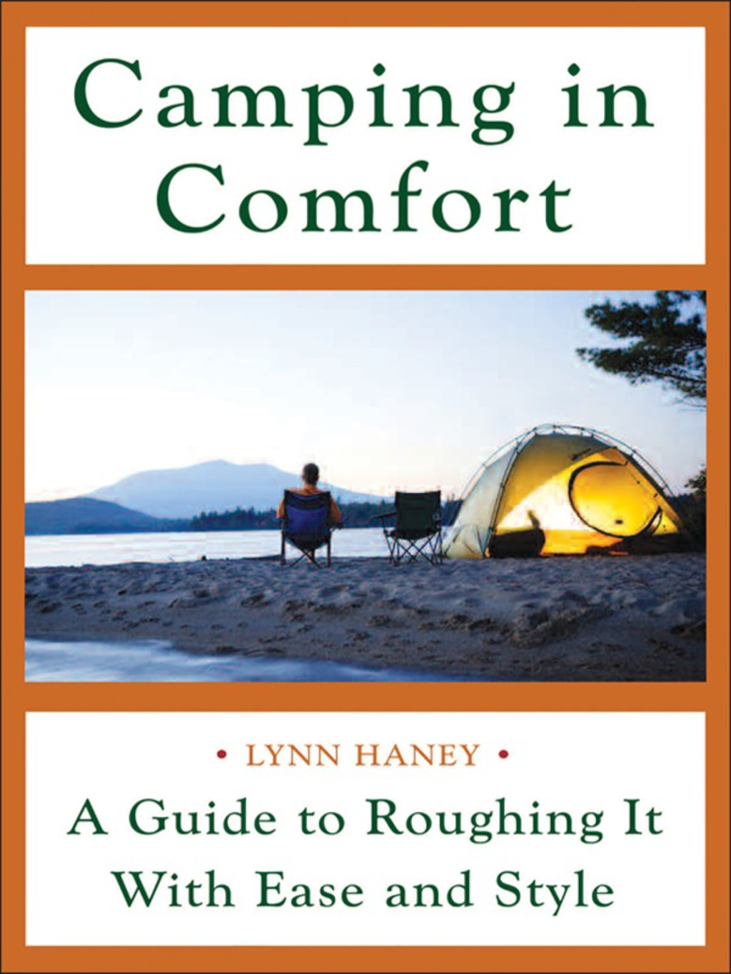 Camping In Comfort (ebook)