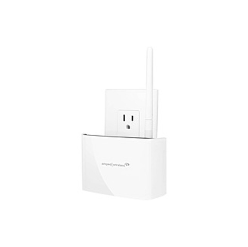 Amped Wireless Rec15a Ieee 802.11ac 433 Mbit/s Wireless Range Extender - Ism Band - Unii Band - 1 X Antenna(s) - 1 X External Antenna(s) - 1 X Network