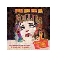 Bernadette Peters, Jan Maxwell, Danny Burstein, Ron Raines and The New Broadway Cast - Follies (Music CD)