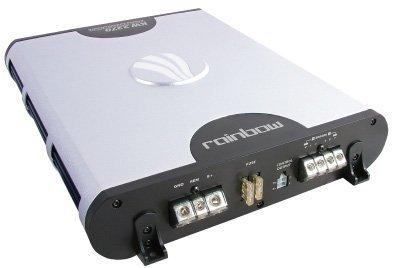 KW-2270 - Rainbow Kraftwerk 2 Ch 460 Watt Amplifier