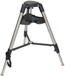 """Celestron Heavy Duty Tripod Brand New Includes Two Year Warranty, The Celestron 93493CEL is a heavy duty tripod for CPC that features tubular stainless steel legs measuring 2"""" in diameter"