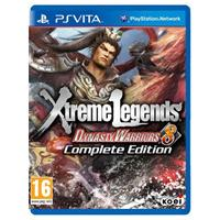 Dynasty Warriors 8 Xtreme Legends (PS Vita)
