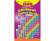 Superspots Variety 1300/pk Colorful