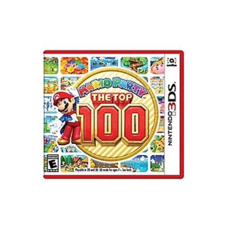 Nintendo Mario Party: The Top 100 - Action/adventure Game - Nintendo 3ds