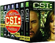 CSI - Seasons 1-7