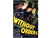 Without Orders Movie Poster (27 X 40)