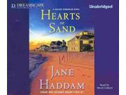 Hearts of Sand Unabridged Binding: CD/Spoken Word Publisher: Dreamscape Media Llc Publish Date: 2013/09/03 Synopsis: When a notorious former member of an elite Connecticut beach community is found murdered, retired FBI profiler Gregor Demarkian is called in to solve the crime and uncover mysterious events from the victim's past