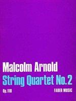 String Quartet No. 2: Study Score