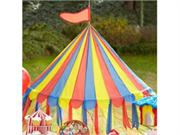 Big Top Canopy Tent Party Supplies