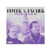 Pijper & Escher Violin Sonatas (Music CD)
