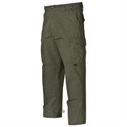 Mens Tru-Spec 24-7 Heaveyweight Tactical Pants, Olive, Size 28x34