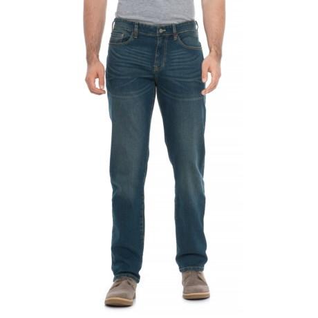 Slim Straight Jeans - Straight Leg (for Men)