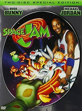 Michael Jordan & Wayne Knight & Joseph Pytka-Space Jam
