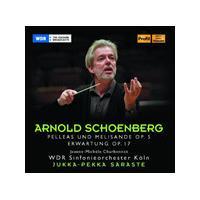 Arnold Schoenberg: Pelleas und Melisande, Op. 5; Erwartung, Op. 17 (Music CD)