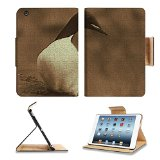 Aleutian Thick Billed Murre 3DMall Apple Ipad Mini Flip Case Stand Smart Magnetic Cover Open Ports Customized Made to Order Support Ready Premium Deluxe Pu Leather 8 Inch (205mm) X 5 1/2 Inch (140mm) X 11/16 Inch (17mm)