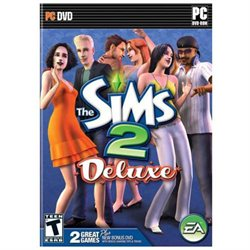 The Sims 2: Deluxe Edition (Full Base Pack Game)