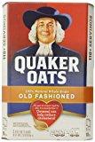 Quaker oats, old fashioned, 2 5 lb. bags, 100  servings 10-lb