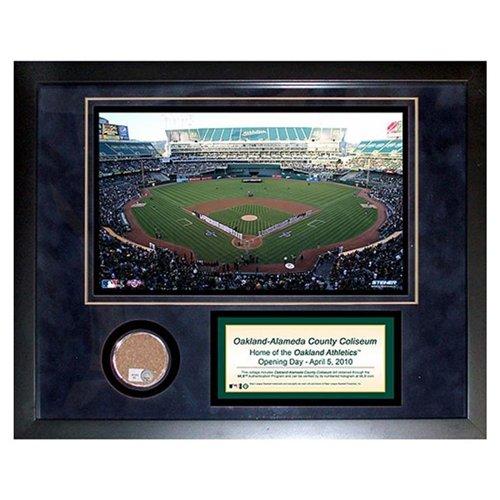 MLB Ballpark Mini Dirt Collage - 11 x 14