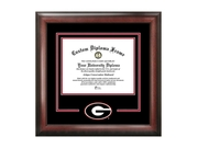 University Of Georgia Spirit Diploma Frame