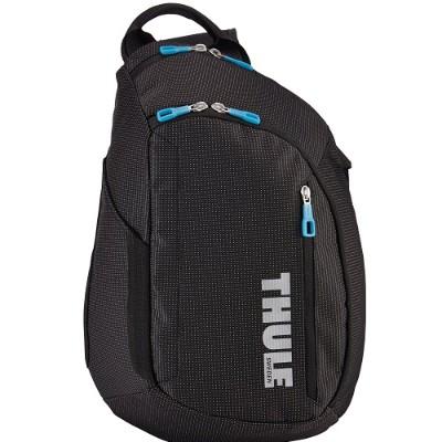 Case Logic Tcsp313black Thule Tcsp-313 Crossover Sling Pack - Black