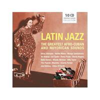 Various Artists - Latin Jazz (The Greatest Afro-Cuban and Nuyorican Sounds) (Music CD)