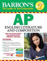 Barron's Ap English Literature And Composition With Cd-rom, 5th Edition