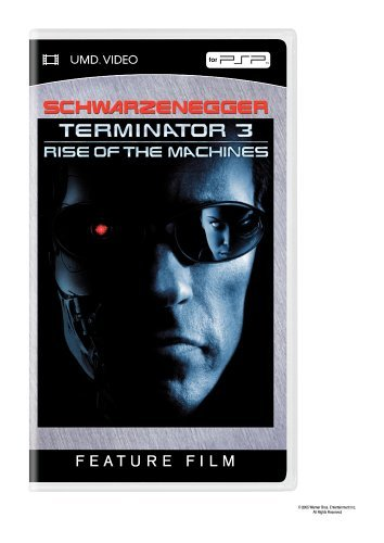 Terminator 3 - Rise of the Machines [UMD for PSP]
