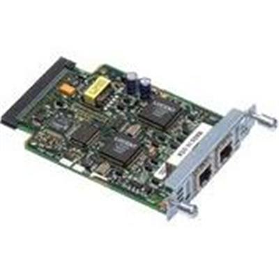 Cisco Vic2-2fxo= Ip Unified Communications Voice/fax Network Module - Voice Interface Card - Fxo / 2 Analog Port(s) - For  17xx  26xx  28xx  29xx  36xx  37xx  3