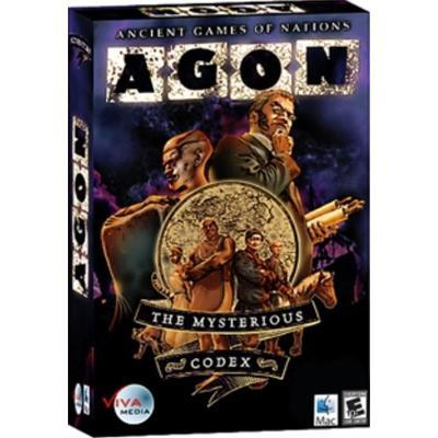 Agon - Ancient Games Of Nations: The Mysterious Codex