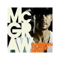 Tim McGraw - Sundown Heaven Town (Music CD)