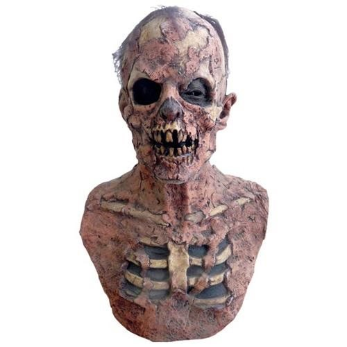 Zombie Ground Breaker Mask (As Shown;One Size)