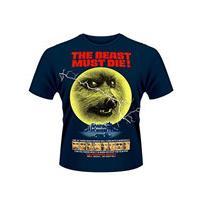 Plan 9 T-Shirt - The Beast Must Die (XXL)