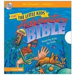 NIRV Little Kids Adventure Audio Bible Vol 1: Volume 1