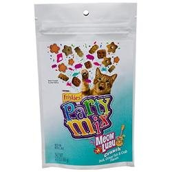 Friskies Party Mix Meow Luau Crunch Cat Treats