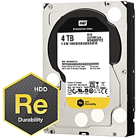 "Ims Spare - Wd-imsourcing Re Wd4000fyyz 4 Tb 3.5"" Internal Hard Drive - Sata - 7200rpm - 64 Mb Buffer"