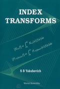 This book deals with the theory and some applications of integral transforms that involve integration with respect to an index or parameter of a special function of hypergeometric type as the kernel (index transforms)