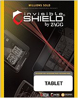 Zagg Invisibleshield Creziio7le Screen Protector For Creative Ziio 7-inch Tablet - Full Body