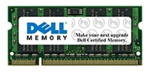 Dell Snpy9530c/1g 1 Gb 800 Mhz Pc2-5300 Ddr2 Sdram Memory Module For Latitude D620