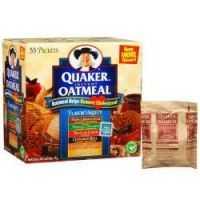 Quaker Instant Oatmeal 55pack
