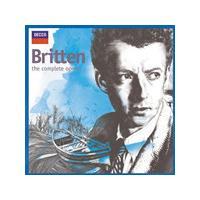 Various Artists - Britten Edition - The Operas (20 CD Box Set) (Music CD)