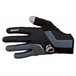 Pearl Izumi 2014 Men's Cyclone Gel Full Finger Cycling Gloves - 14141208 (Black - XXL)