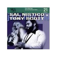 Sal Nistico & Tony Scott - Live In Zurich And Bulach 1977 (Music CD)