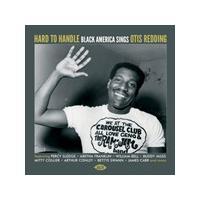 Various Artists - Hard to Handle (Black America Sings Otis Redding) (Music CD)