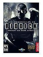 Atari 742725278271 The Chronicles Of Riddick: Assault On Dark Athena For Windows Xp